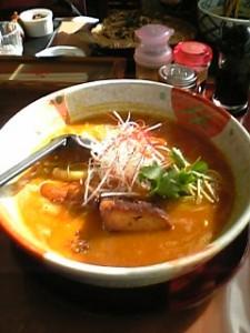 味噌curryじゃい麺