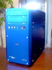 ALCADIA XR-3 BLUESTAR G2 / WiNDy