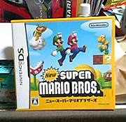 NEW SUPER MARIO BROS / Nintendo