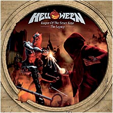 KEEPER OF THE SEVEN KEYS THE LEGACY / HELLOWEEN