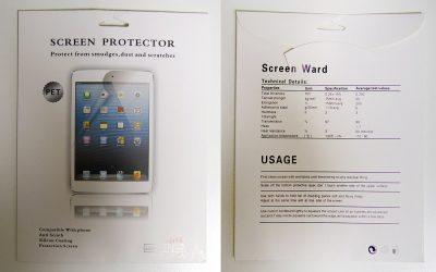 iPad 2017 背面保護フィルム