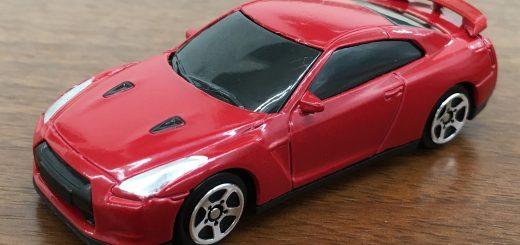 正規ライセンス!ダイキャストミニカー 日産 GT-R