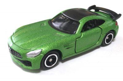 トミカ No.7 メルセデス-AMG GT R
