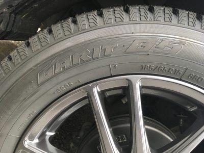 スタッドレスタイヤ TOYO ガリット G5