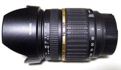 TAMRON AF18-200mm F/3.5-6.3 XR Di II