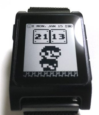 OverLay Brilliant for Pebble 2