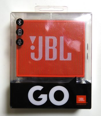 Bluetoothスピーカー JBL GO