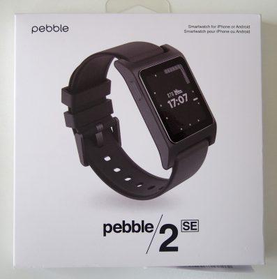 スマートウォッチ Pebble 2 SE