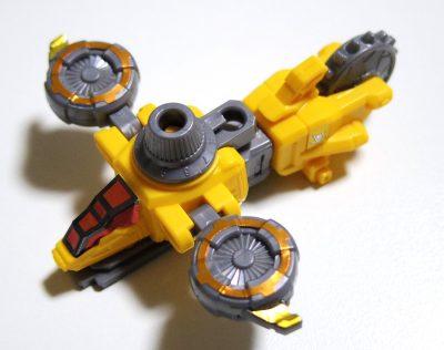 ミニプラ VSビークル合体シリーズ01 ルパンカイザー