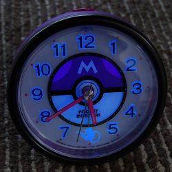 ポケットモンスター目覚まし時計 CQ420Z / セイコー