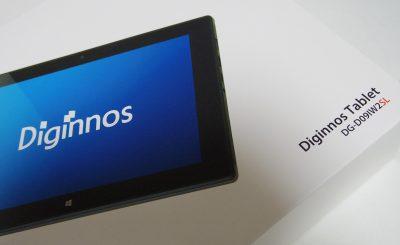 8.9インチWindowsタブレット ドスパラ DG-D09IW2SL