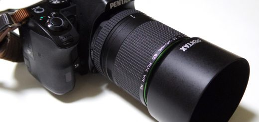 HD PENTAX-DA 55-300mmF4.5-6.3ED PLM WR RE