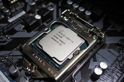 Intel CPU Core i3-8100 3.6GHz