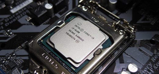 Intel CPU Core i3-8100 3.6GHz