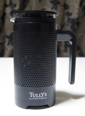 タリーズコーヒー コーヒープレス(ブラック)