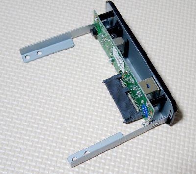 玄人志向 3.5インチHDDケース GW3.5AA-SUP3/MB