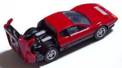 トミカプレミアム 17 フェラーリ512 BB