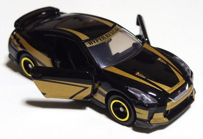 トミカハイパーレスキュードライブヘッド NISSAN GT-R 特機Ver.