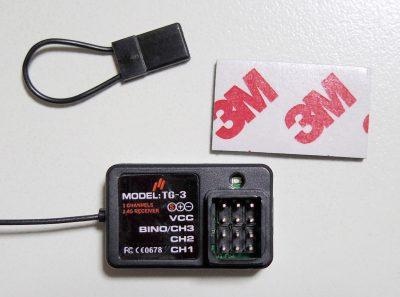 GoolRC TG3 ラジコン用送信機