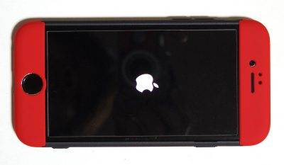 iPhone6用フルカバーケース