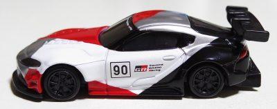 Toyota GR Supra GT4 Concept仕様
